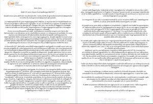 lettera Sylvie